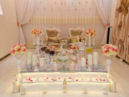 دفتر ازدواج آیین مهر و وفا سعادت آباد