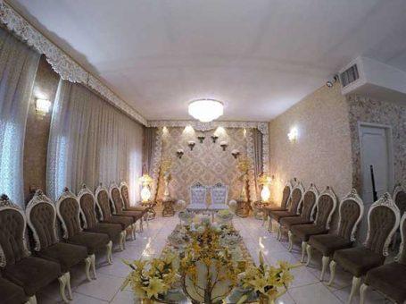 دفتر ازدواج ۲۸۶ پاسداران