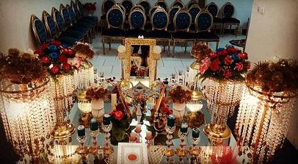 دفتر ازدواج ۸۲ شهرگلستان
