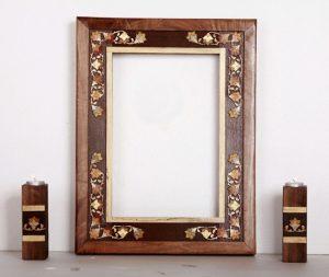 آینه شمعدون