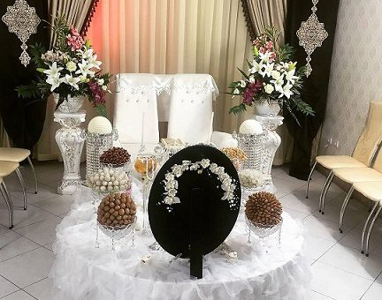 دفتر ازدواج ۲۷۸ پاسداران