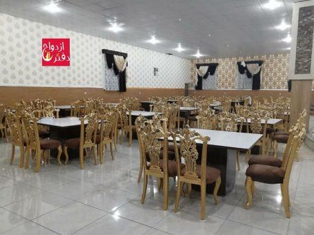 باغ تالار تینا شیراز