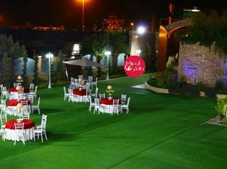 باغ تالار شمس العماره شهرری
