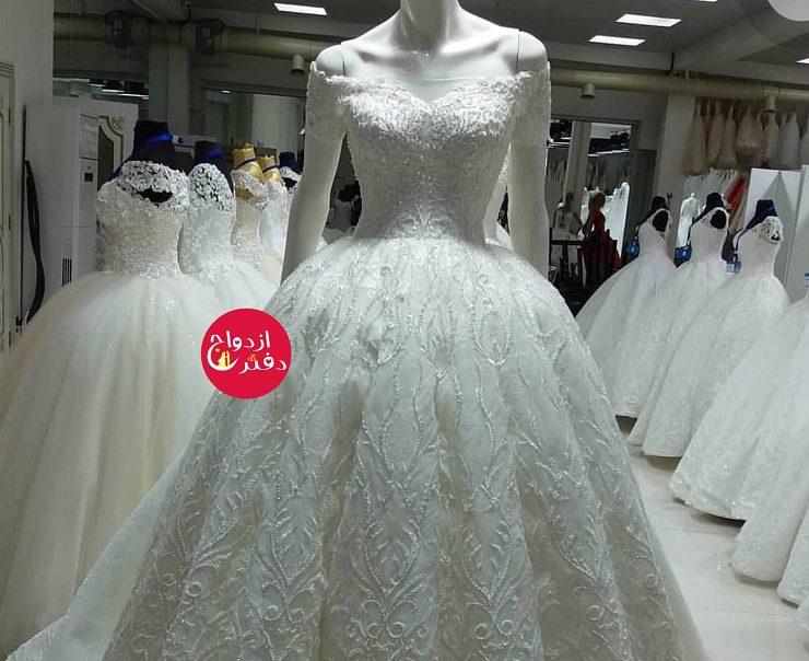 مزون لباس عروس ایده آل قزوین