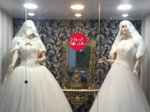 مزون لباس عروس تشریفات اندیمشک