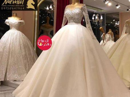 مزون لباس عروس نرمین صادقیه