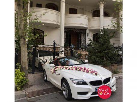 اجاره ماشین عروس آراد سیر