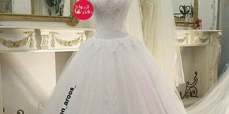 مزون لباس عروس بانو