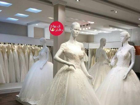مزون لباس عروس سپیا
