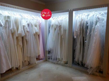 مزون لباس عروس کاج شمس آباد