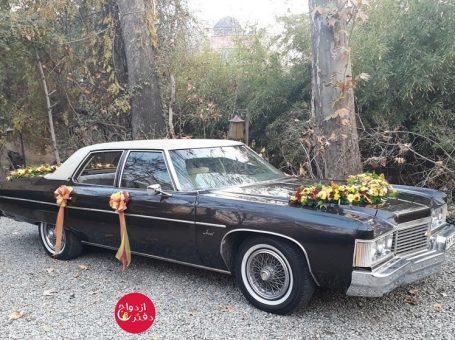 اجاره ماشین عروس کلاسیک