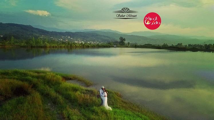 آتلیه عروس سحر میرزایی سعادت آباد